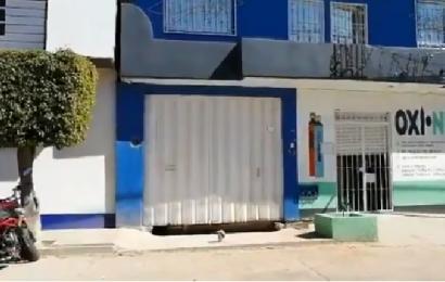 Denuncian huachicoleo en tanques de oxígeno en Oaxaca