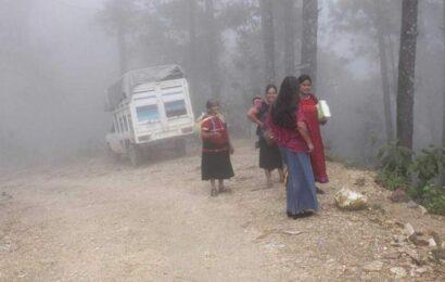 En Oaxaca seguirá ambiente frío y en gran parte del país