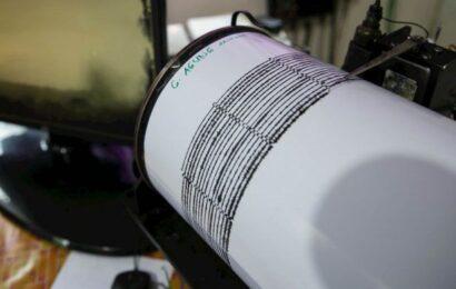Sismo magnitud 5.8 sacude Ciudad Hidalgo, Chiapas