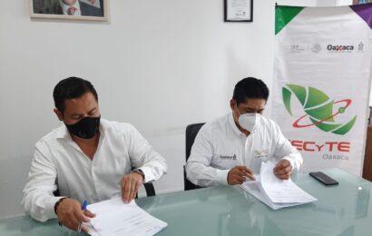 """CECyTEO y COESFO reactivan el vivero del Plantel 14 """"El Camarón"""""""
