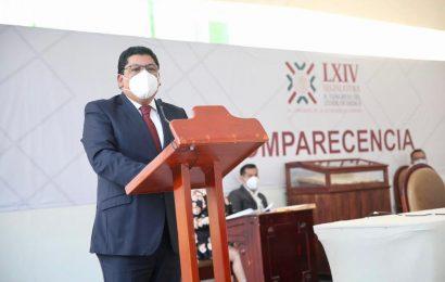 Segego crea condiciones de gobernabilidad y construye acuerdos para el crecimiento de Oaxaca