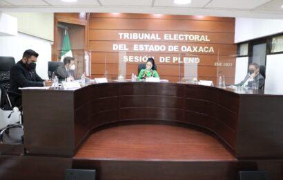 TEEO confirma actos de violencia política en razón de género en 3 municipios