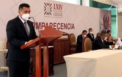 «Oaxaca, entre los 10 estados más seguros», afirma titular de SSP