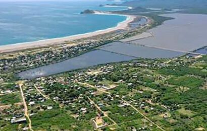 Federación dona al Corredor Interoceánico del Istmo terreno de más de 5 millones de metros cuadrados