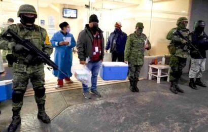 Retraso de vacunas en Oaxaca duró un par de horas, dice López-Gatell