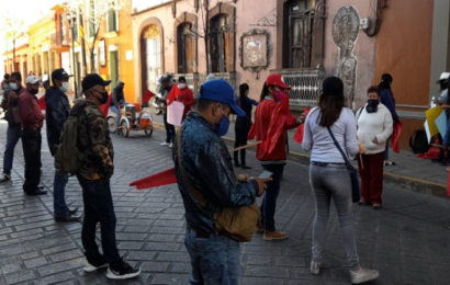 Acusan antorchistas negligencia de SEGEGO para solucionar conflicto Yosoñama-Mixtepec