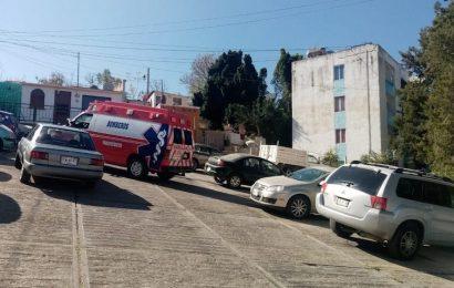 Matan a un taxista en el fraccionamiento el Rosario, cercano a la capital
