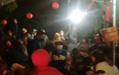 Pesé a COVID-19, Oaxaca reporta bodas, eventos religioso y antros llenos