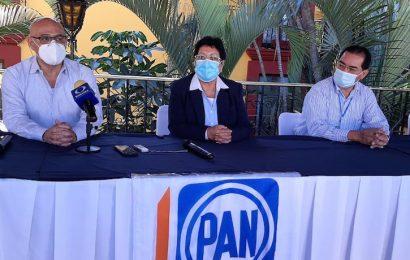 PAN rechaza coalición con PRI para la presidencia municipal de Oaxaca