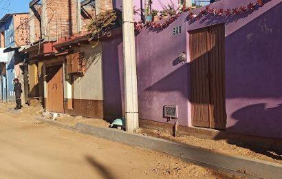 Localizan una hielera con narcomensaje en Candiani de la ciudad de Oaxaca