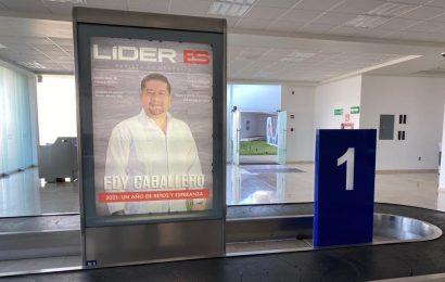 PRI busca tirar candidatura de Edy Caballero en Santa Cruz Xoxocotlán