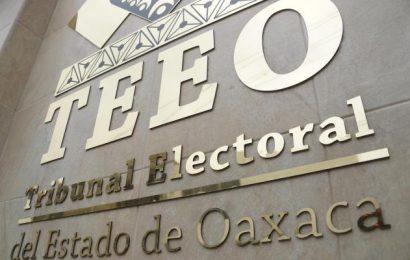 TEEO tumba lineamientos de paridad de género para candidaturas en Oaxaca