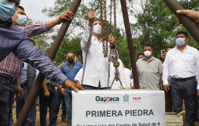 Arranca Murat Hinojosa obras en la Cuenca y entrega diversos apoyos