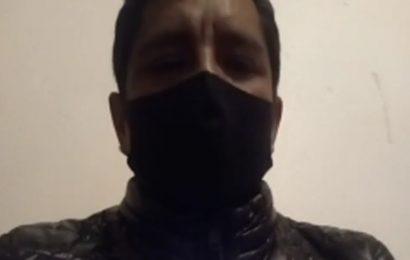 Confirma el periodista Edgar Leyva que huyó de Oaxaca, pues teme por su vida