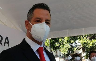 Minimiza el gobernador Murat paro de trabajadores de Salud en el Istmo