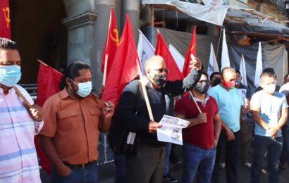 FPR exige atención del gobierno federal a rezados históricos en Oaxaca