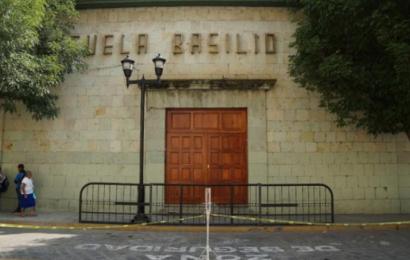 Reportan robo en escuela primaria en pleno centro de la ciudad de Oaxaca