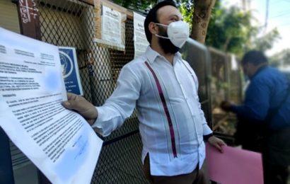 Jesús Romero exige al IEEPCO aclarar denuncias en su contra