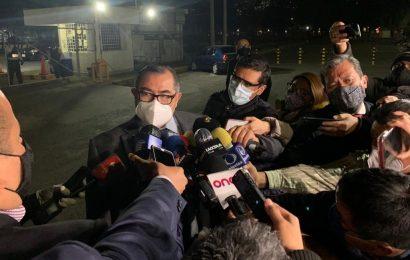 Alonso Ancira permanecerá en prisión preventiva