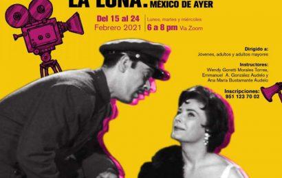 """Invita Seculta a participar en el taller """"Cuando sale la luna: recordando el México de ayer"""""""