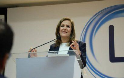 Margarita Zavala buscará diputación federal con el PAN
