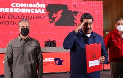 Nicolás Maduro busca convertir a Venezuela en 'suministrador seguro' de gas a México