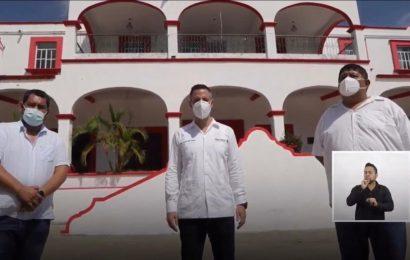 Oaxaca entra a etapa de estabilización en cuanto al número de contagios reportados diariamente por COVID-19