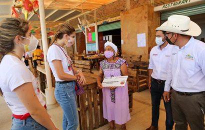 La construcción de un Oaxaca 100% incluyente continúa en marcha: IMM
