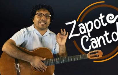 'Zapotecanto' con José Gómez, artista que enseña el zapoteco a través de canciones