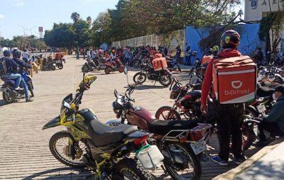 Reconocen motociclistas disposición de titular de la SSP para atender demandas