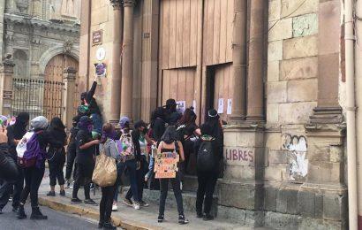 Condenan diversos sectores hechos violentos realizados por mujeres en Oaxaca