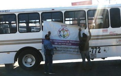 Se pronuncian SSO a favor del diálogo para atender demandas de los Sindicatos