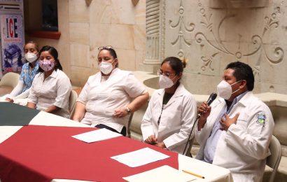 No les han pagado a 300 trabajadores del sector salud, denuncian