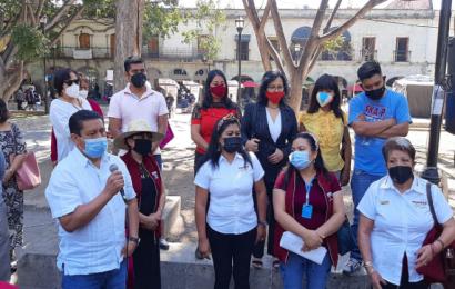 Comité municipal de Morena respalda a Martínez Neri