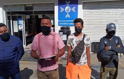 Repartidores de comida amagan con bloqueos; piden apoyo para compañero atropellado