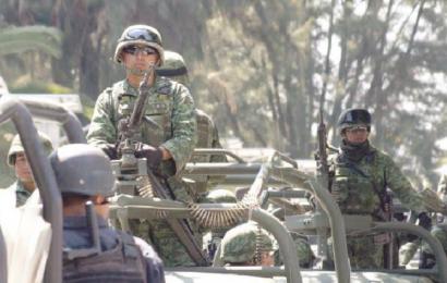 Guardia Nacional, SSP y Sedena brindarán seguridad de candidatos: Murat