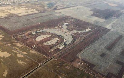 Comparecerá auditor por «error» de cálculo en aeropuerto de Texcoco