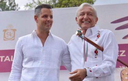 Inicia AMLO hoy su gira con gobernador por Oaxaca