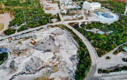 Denuncian en Oaxaca contaminación por derrame en una mina