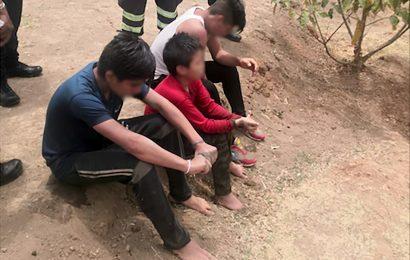 Dos niños entraron a presa de Xoxo: están desaparecidos