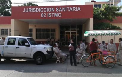 Denuncia Sección 35 Istmo incumplimiento de vacunación; anuncia marchas y bloqueos