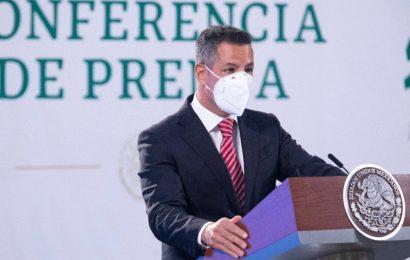 Junto al Presidente de México, AMH da a conocer avances del Programa Nacional de Reconstrucción en Oaxaca
