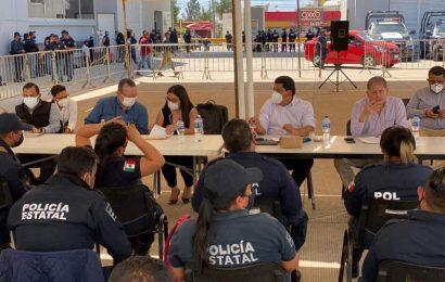 Estatus de las negociaciones entre Gobierno del Estado y Policía Estatal