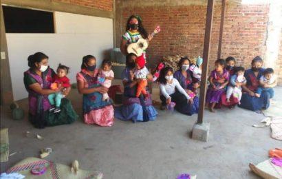 Musijugarte, pionera en la música mexicana tradicional infantil de Oaxaca para el mundo