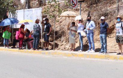 'Sin registro, no tendrán vacuna', intimidan a adultos mayores en Guadalupe Victoria