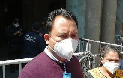 Edil de Juchitán pide apoyos al gobierno para comerciantes afectados por incendio