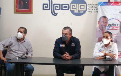 Pide Fraguas investigar audio de López Nelio y sancionarlo si es hallado responsable