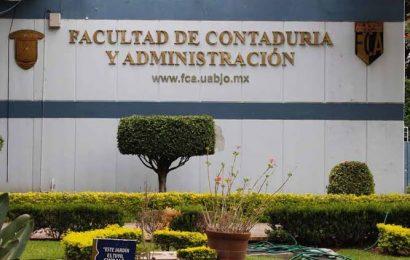 Facultad de Contaduría dice no a las clases presenciales en la UABJO