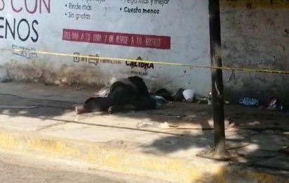 Otra persona en condición de calle muere en la capital de Oaxaca este lunes