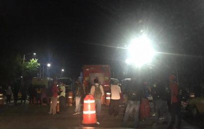 Más de 60 vuelos se han cancelado por bloqueo de los normalistas en Oaxaca